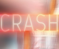 CRASHLAND crash lands with dignity in stores