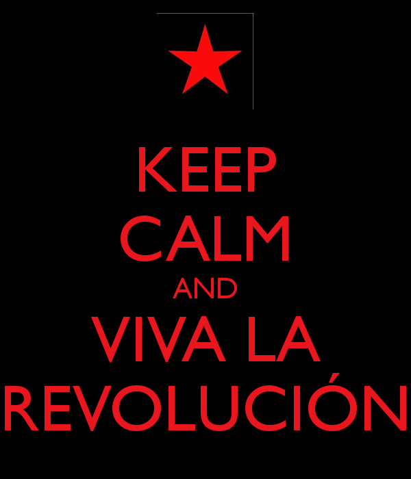 viva la revolution Find album reviews, stream songs, credits and award information for viva la revolution - dragon ash on allmusic - 1999 - progressively harder and angrier than their.