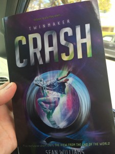 crash in the mail
