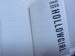 Hollowgirl - coming soon! (3)