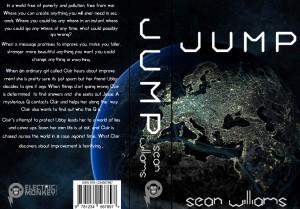 Jump Cover by Caitlin, 13